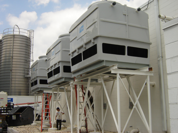 Cooling Towers at The Rodon Group