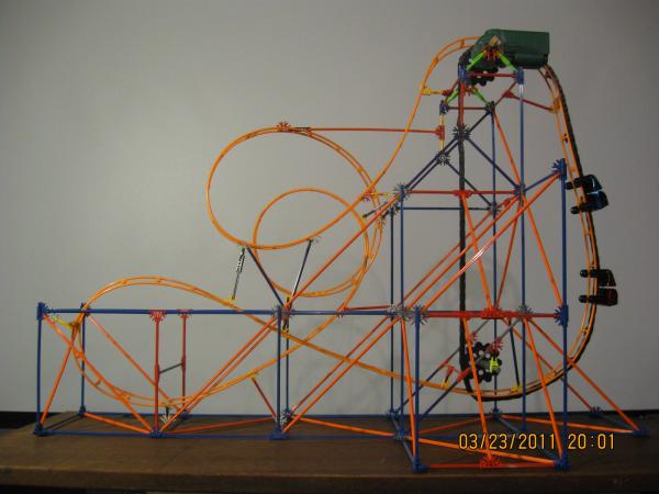 2011 Build-Off winner Juggarnaut
