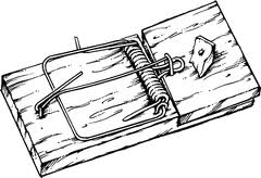 Traditional Mousetrap