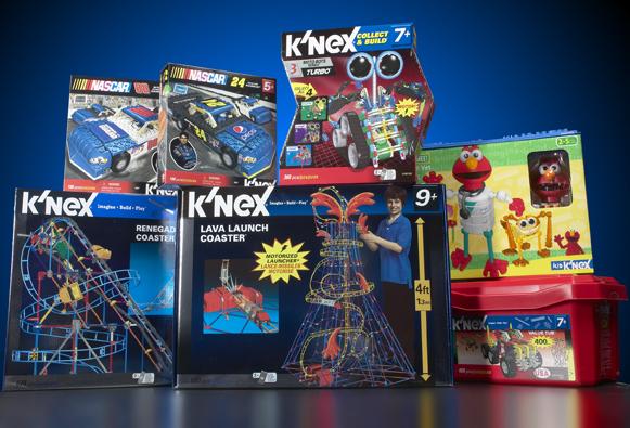 Box sets of KNEX
