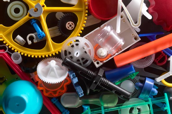 Injection molded parts from The Rodon Group